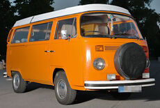 VW T2 Camping Bus Oldtimer