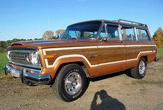 AMC Grand Wagoneer Oldtimer