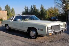 Cadillac Eldorado Fleedwood Oldtimer