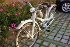 NSU Quickly Oldtimer