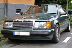 Mercedes-Benz 300 CE-24V Oldtimer