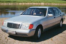 Mercedes-Benz W140 300 SEL Oldtimer