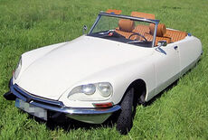 Citroen DS 21 Oldtimer