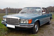 Mercedes-Benz 450 SE Oldtimer