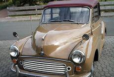 Morris Minor Cabrio Oldtimer