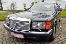 Mercedes-Benz 560 SEL W126 Oldtimer