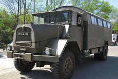 MAN 630 L2A Oldtimer