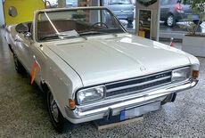 Opel Rekord C Cabrio Oldtimer