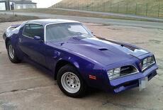 Pontiac Trans Am Oldtimer
