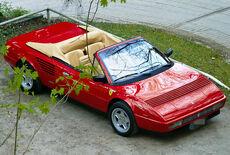 Ferrari Mondial 3.2 Oldtimer
