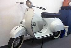 Vespa V50 Rundlicht Oldtimer