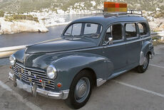 Peugeot 203 Break Oldtimer