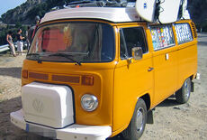 VW T2b Bus Westfalia Oldtimer