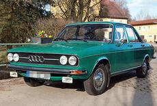 Audi 100 LS Oldtimer