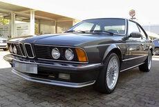BMW 635 CSi Oldtimer