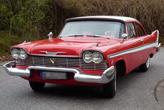 Plymouth Belvedere Oldtimer