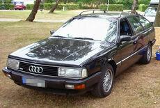 Audi 100 Avant Quattro Sport Oldtimer