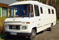 Mercedes-Benz L608 D Oldtimer