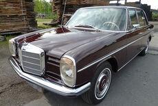 Mercedes-Benz W115 220D Strich 8 Oldtimer