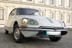 Citroen DS Oldtimer
