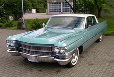 Cadillac Series 62 Coupe Oldtimer