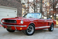 Ford Mustang Cabrio Oldtimer