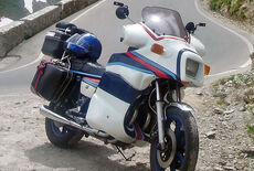 Yamaha XS 1100 Martini Oldtimer