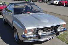 Opel Commodore B GSE Coupe Steinmetz Oldtimer