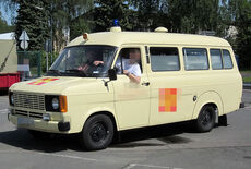 Ford Transit FT 100L Oldtimer