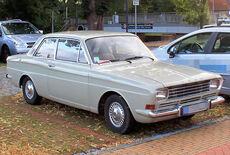 Ford Taunus 15m Oldtimer