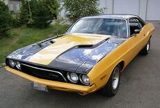 Dodge Challenger Oldtimer