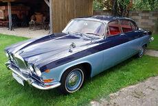 Jaguar 420 G Oldtimer