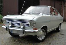 Opel Kadett B Oldtimer