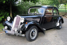 Citroen Traction Avant BL Oldtimer