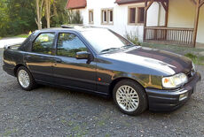 Ford Sierra Cosworth Oldtimer