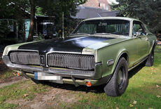 Ford Mercury Cougar (Mustang)  Oldtimer