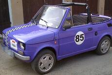 Fiat 126 Cabrio Oldtimer