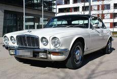 Jaguar XJ Coupé Oldtimer