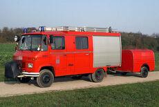 Mercedes-Benz LF508 DG LF8 leicht Oldtimer