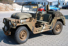 Ford M151 A2 Oldtimer