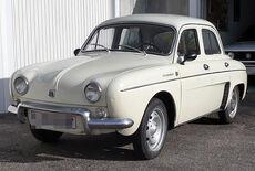 Renault Dauphine Oldtimer