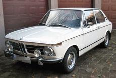 BMW 2000 touring Oldtimer