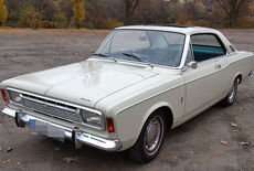 Ford 17M 2000S P7a Oldtimer