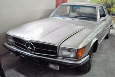 Mercedes-Benz 350 SLC R107 Oldtimer