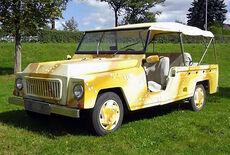 Renault Rodeo Oldtimer