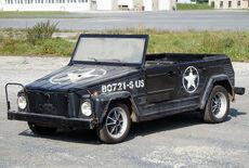 VW 181 Oldtimer