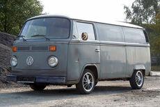 VW T2 Transporter Oldtimer