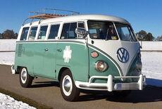 VW Bulli T1 Oldtimer