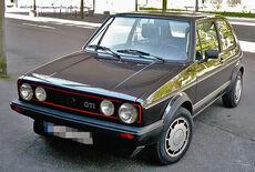 VW Golf 1 GTI Pirelli Oldtimer