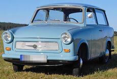 Trabant 601 Oldtimer